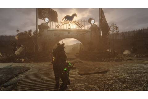 Fallout: New California is heading to beta 'soon' - TechSpot