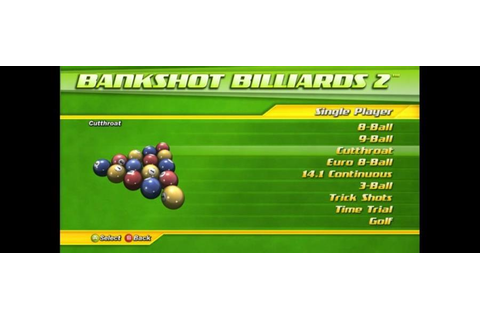 Bankshot Billiards 2 News and Achievements | TrueAchievements
