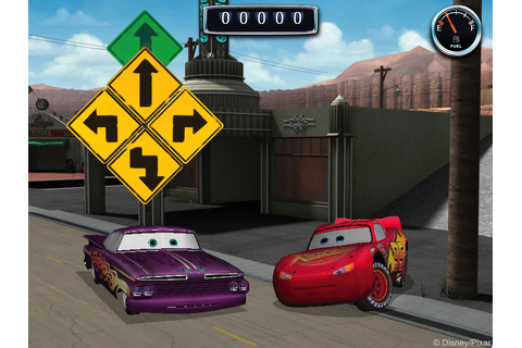 Disney•Pixar Cars: Radiator Springs Adventures on Steam