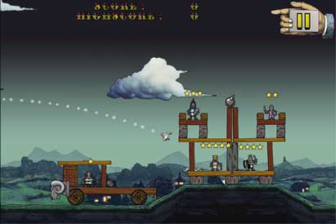 Monty Python's Cow Tossing | Articles | Pocket Gamer