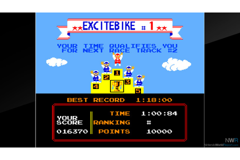 Arcade Archives VS. Excitebike Review - Review - Nintendo ...