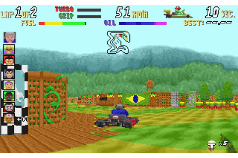Download SuperKarts - My Abandonware
