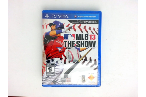 MLB 13 The Show game for PlayStation Vita (New) | The Game Guy