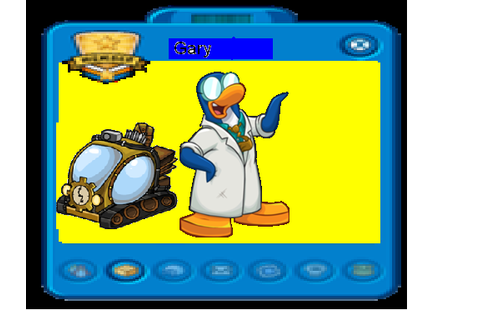 Gary the Gadget Guy | Club Penguin Fan Universe | FANDOM ...