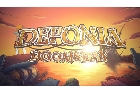 Deponia Doomsday Download - VideoGamesNest