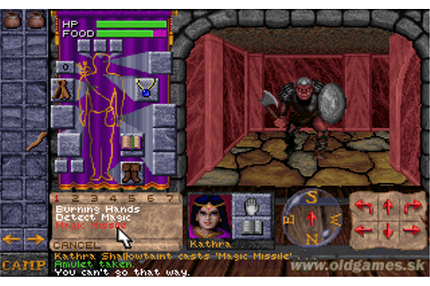 Dungeon Hack Download The Forgotten Realms Archive ...