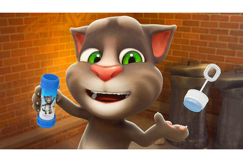 Talking Tom and Friends 2 / Compilation / Cartoon Games ...