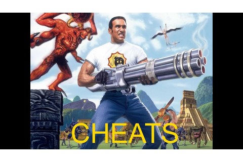 Serious Sam 2 (How to) Cheats - YouTube