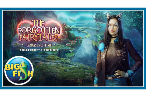 The Forgotten Fairytales 2: Canvasas of Time Collector's ...