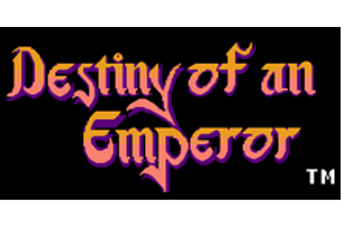 Destiny of an Emperor Download Game | GameFabrique
