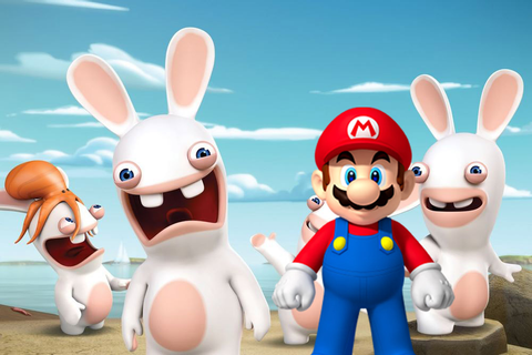 Mario + Rabbids Kingdom Battle : un crossover Mario X ...