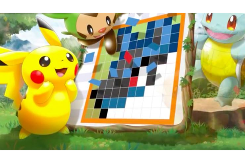 New 3DS exploit upcoming for game Pokémon Picross ...