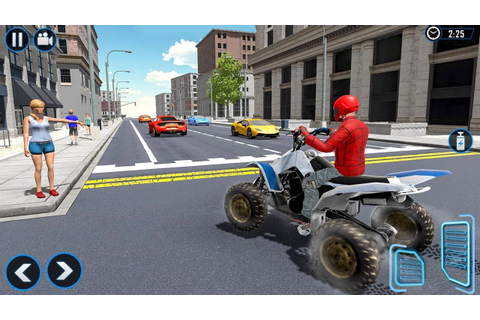 ATV Quad Bike Simulator 2018 Bike Taxi (by Titan Game ...