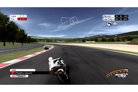STILL the best MotoGP game EVER made! (MotoGP 08) - YouTube