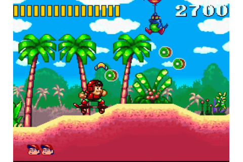 Super Adventure Island (1992) [SNES] - YouTube