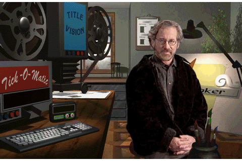 Revisiting Steven Spielberg's Director's Chair Game | Den ...