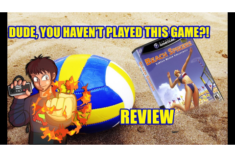 Dude, You Haven't Played This Game?! - BEACH SPIKERS ...