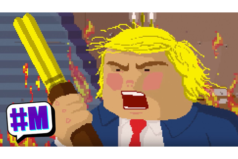 Donald Trump: Fired Up! (The Videogame) - YouTube