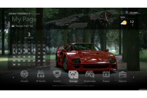 Gran Turismo 5 Prologue Full HD Wallpaper and Background ...