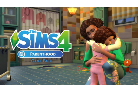 The Sims 4 Parenthood: Parenting Official Gameplay Trailer ...