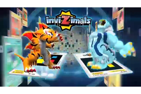 INVIZIMALS TRADING CARD GAME 10'' on Vimeo