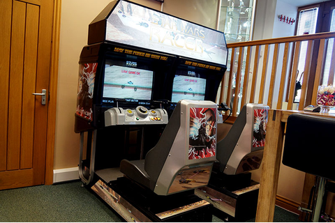 Star Wars: Racer Arcade Arcade Machine For Sale