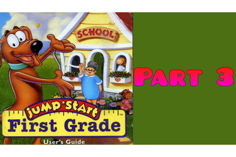 Whoa, I Remember: JumpStart 1st Grade: Part 3 - YouTube