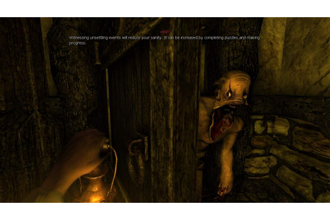 Amnesia The Dark Descent Free Download - CroHasIt