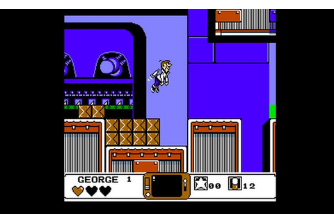 Play Jetsons, The - Cogswell's Caper! (Japan) • NES GamePhD