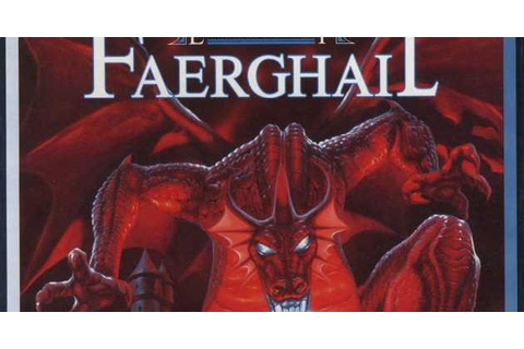 CRPG Revisiting old classics: Legend of Faerghail - Review