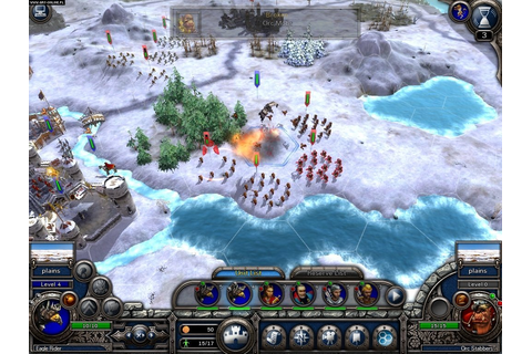 Download Game OFFLINE: Fantasy Wars 2007