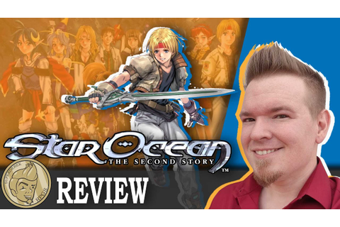Star Ocean The Second Story Review! - The Game Collection ...