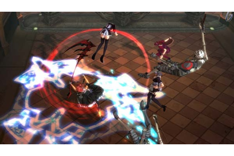Download Free MMORPG : Rusty Hearts Online | MMOLite