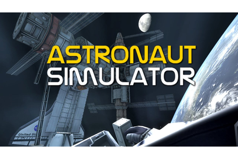 Astronaut Simulator PC Gameplay & Giveaway [60FPS] [ENDED ...