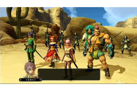 Dragon Quest Heroes 2 battle gameplay - YouTube