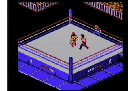 CLASSIC GAMES REVISITED - WWF WrestleMania Challenge ...