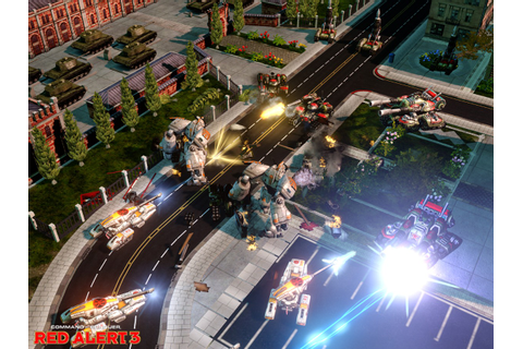 Command and Conquer Red Alert 3 Free Download Full PC Game