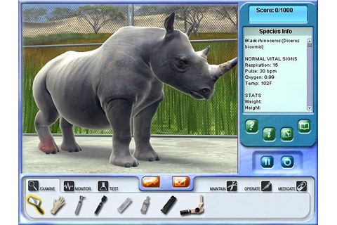 Zoo Vet 2: Endangered Animals Game|Play Free Download ...