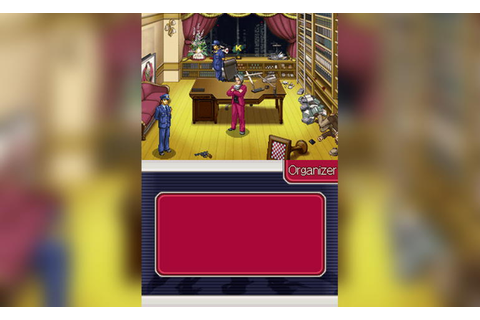 Play Ace Attorney Investigations - Miles Edgeworth (Europe ...