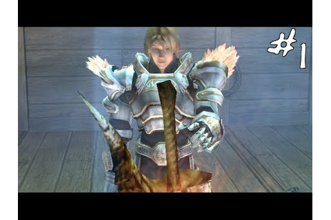 Let's Play SoulCalibur Legends Episode 1: Birth of evil ...