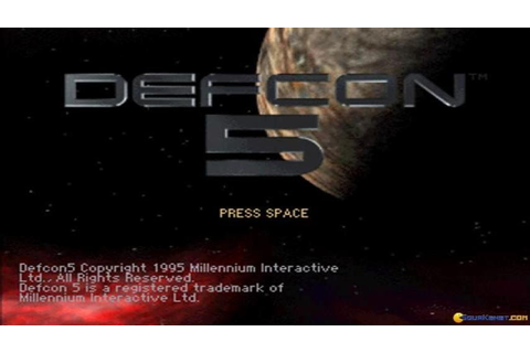 Defcon 5 (Millennium, 1995) gameplay (PC Game, 1995) - YouTube