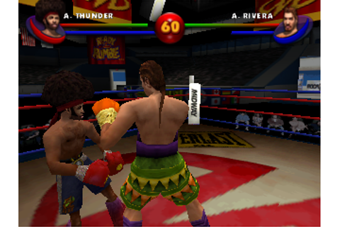 Ready 2 Rumble Boxing - Round 2 (USA) ROM