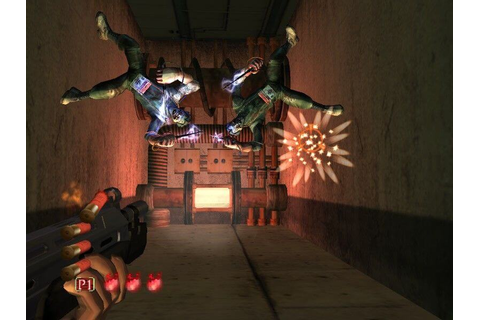 Download The House of the Dead III (Windows) - My Abandonware