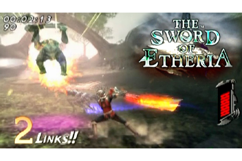 The Sword of Etheria ... (PS2) - YouTube