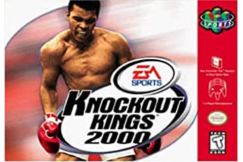 Amazon.com: Knockout Kings 2000: Nintendo 64: Video Games
