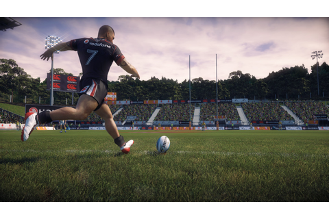 Buy Rugby League Live 3 Steam