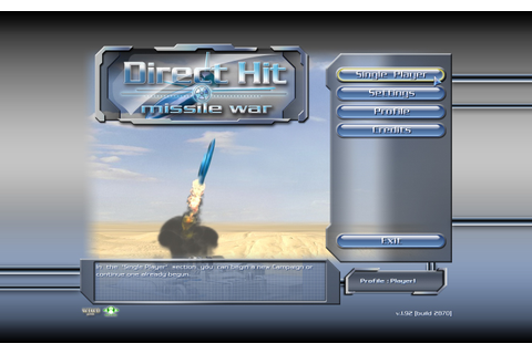 Download Direct Hit: Missile War Full PC Game