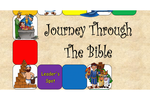 The Catholic Toolbox: Journey Through The Bible Game