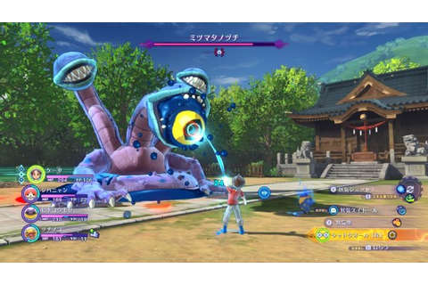 Yo-kai Watch 4 lets you switch between humans and yo-kai ...