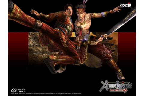 Dynasty Warriors 5 | Dynasty Warriors Wallpapers | Dynasty ...